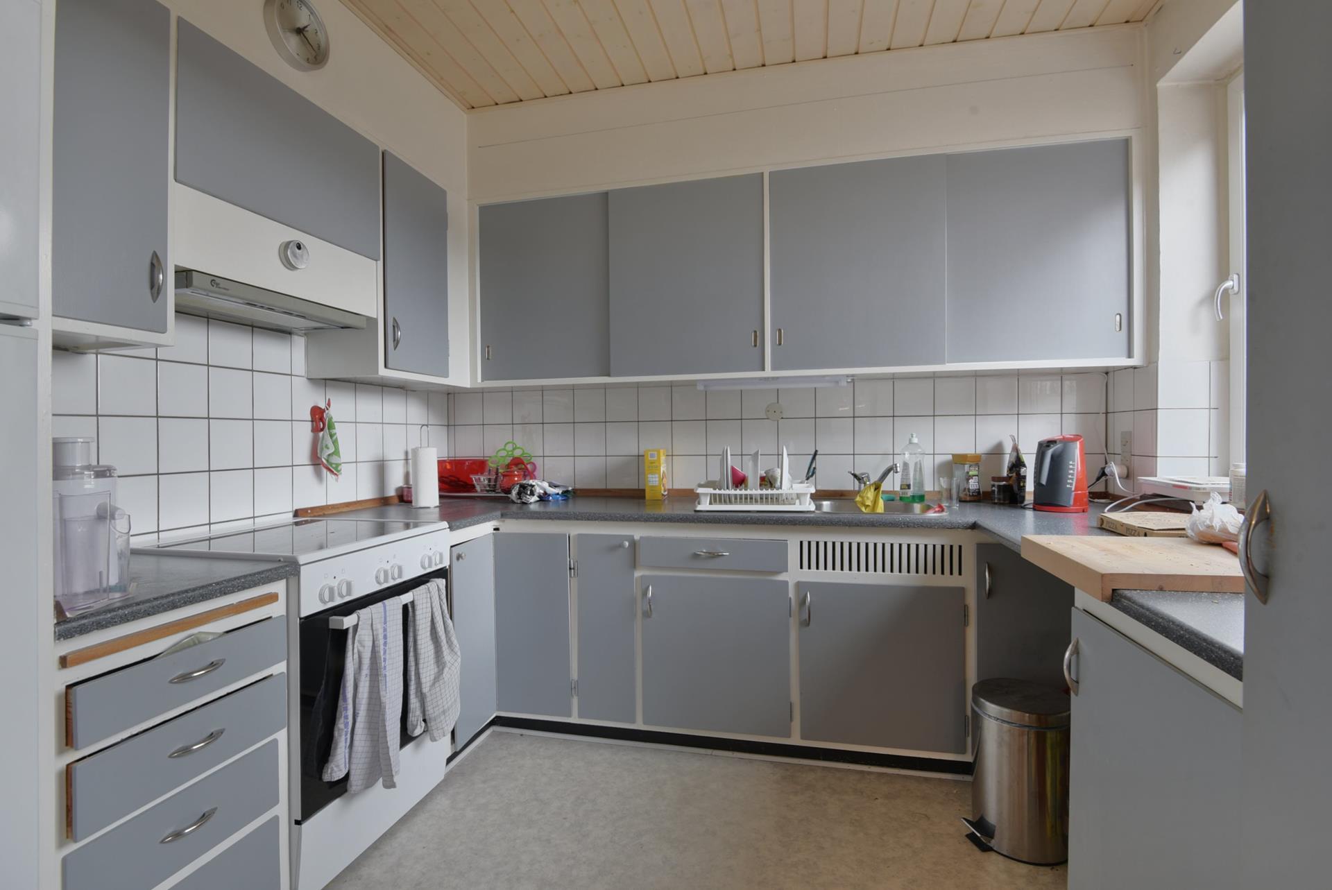 Bolig/erhverv på Nygade i Gråsten - Køkken