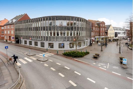 Kontor på Jernbanegade i Sønderborg - Andet