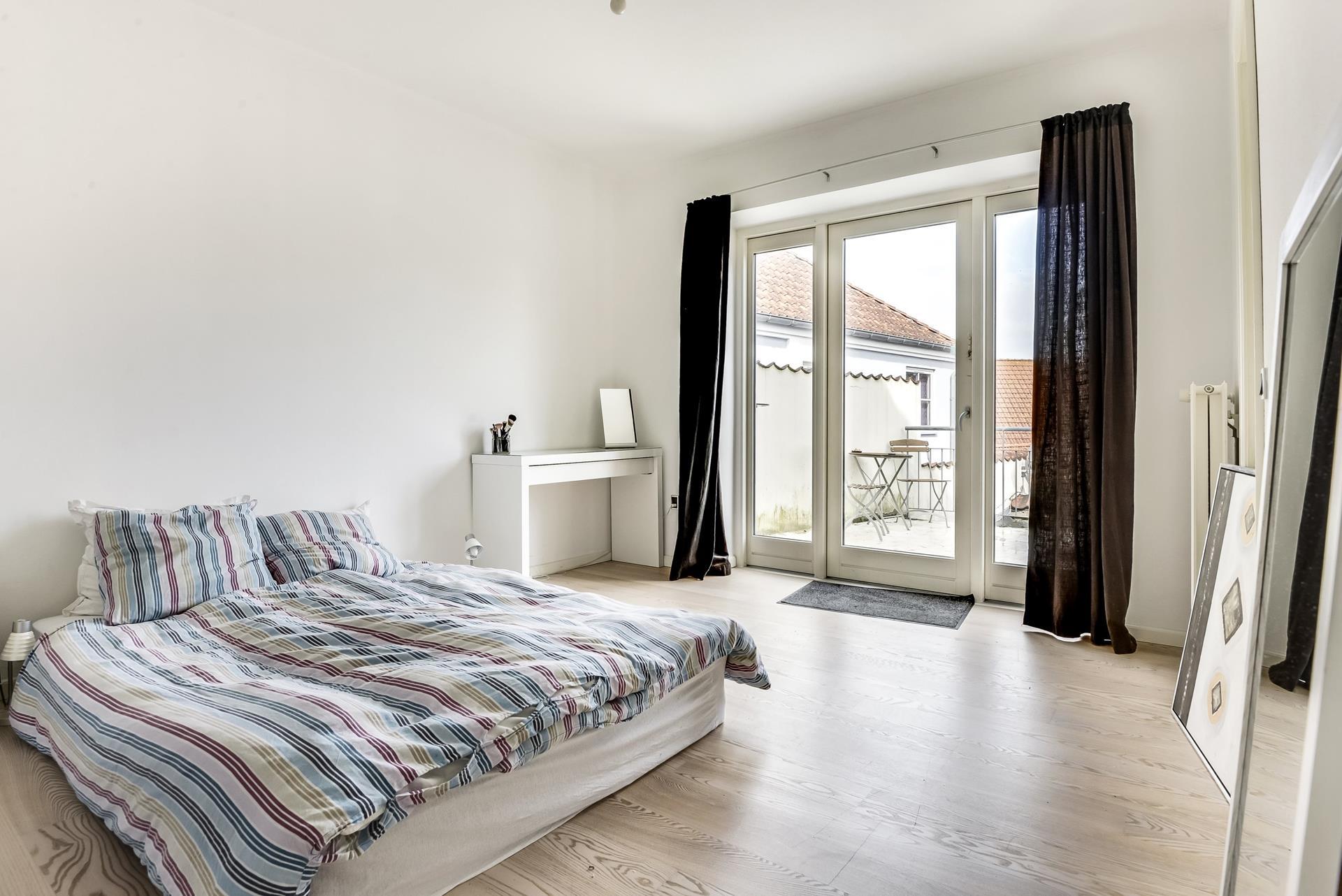 Bolig/erhverv på Storegade i Augustenborg - Soveværelse