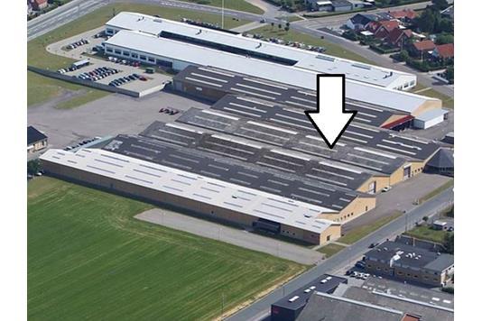 Produktion/lager på Fynsgade i Sønderborg - Andet