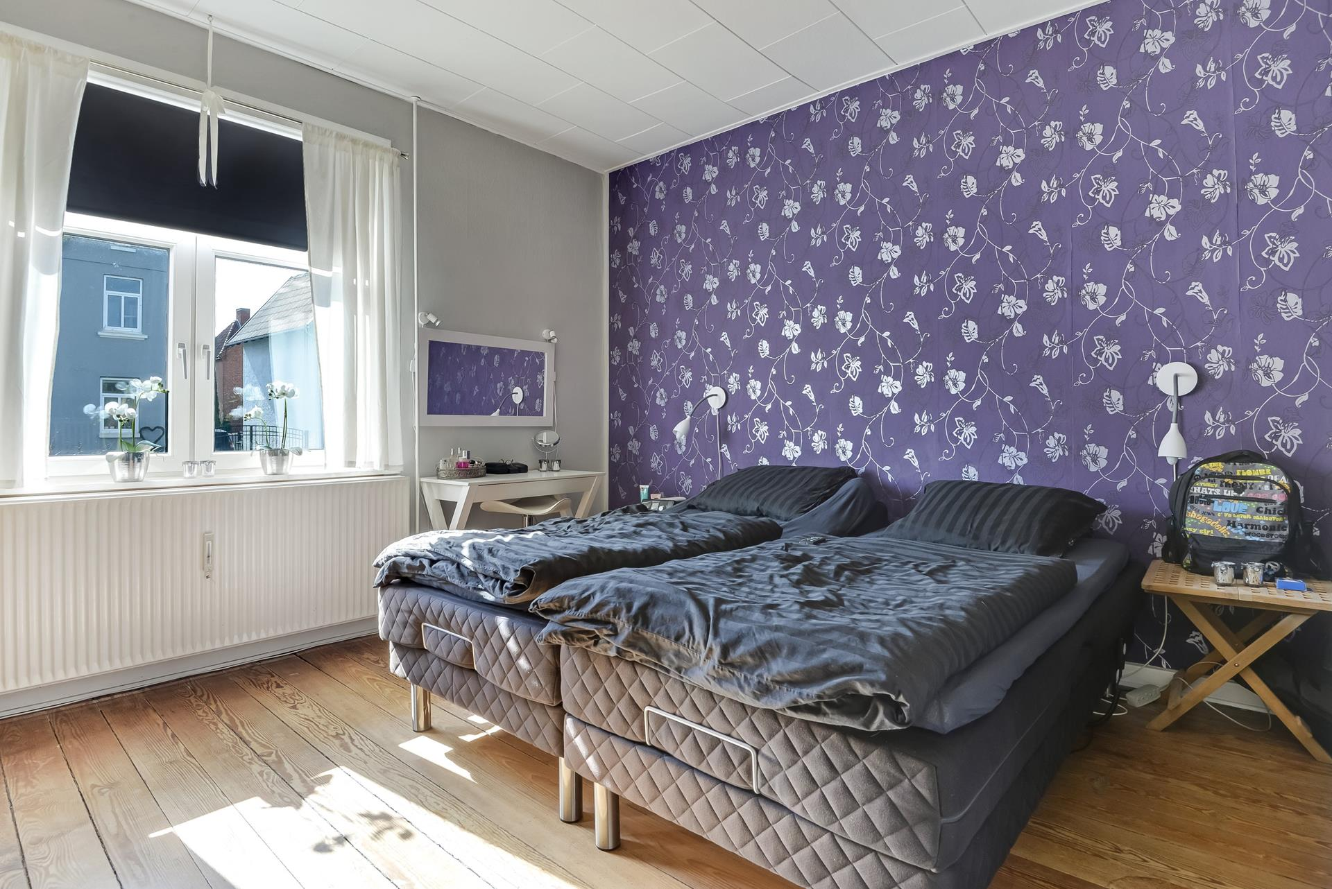 Bolig/erhverv på Goethesgade i Sønderborg - Soveværelse