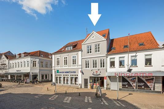 Bolig/erhverv på Perlegade i Sønderborg - Andet
