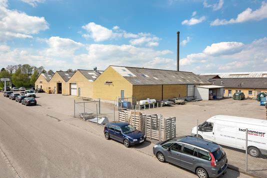 Produktion/lager på Sjællandsgade i Sønderborg - Andet