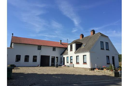 Boligudlejning på Lundtoft Bygade i Aabenraa - Facade bolig