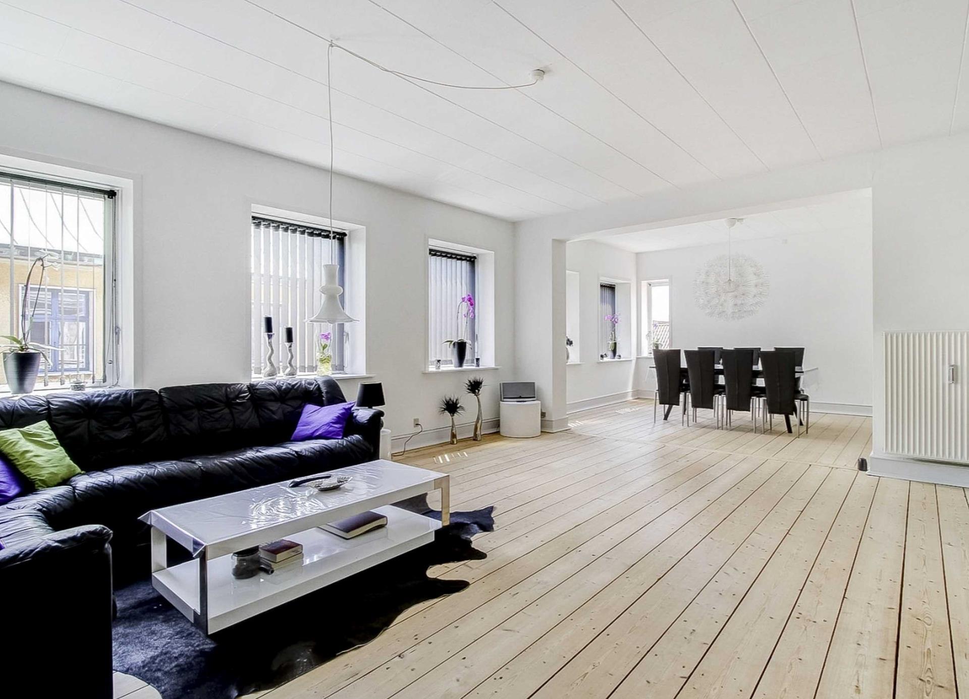 Bolig/erhverv på Store Rådhusgade i Sønderborg - Stue