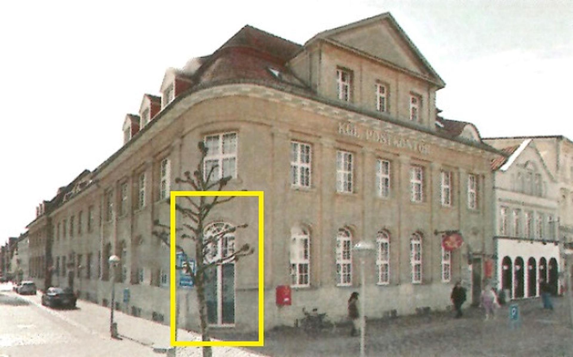 Detail på Rådhustorvet i Sønderborg - Andet