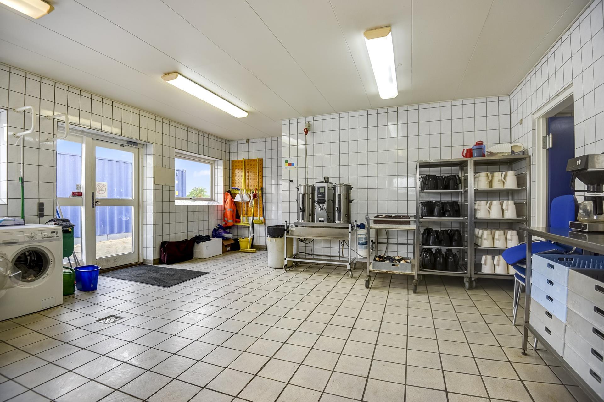 Detail på Vaskilde i Sønderborg - Køkken