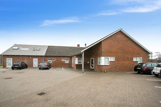 Kontor på Albuen i Kolding - Andet