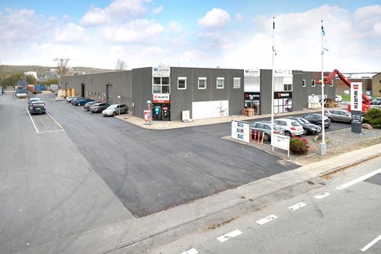 Produktion/lager på Ibæk Strandvej i Vejle - Andet