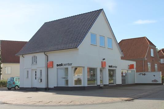 Bolig/erhverv på Lykkegårdsvej i Kolding - Andet