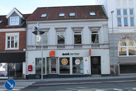 Bolig/erhverv på Haderslevvej i Kolding - Andet