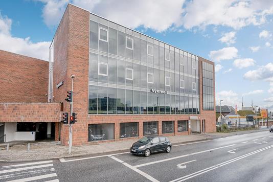 Kontor på Sdr. Havnegade i Kolding - Ejendommen