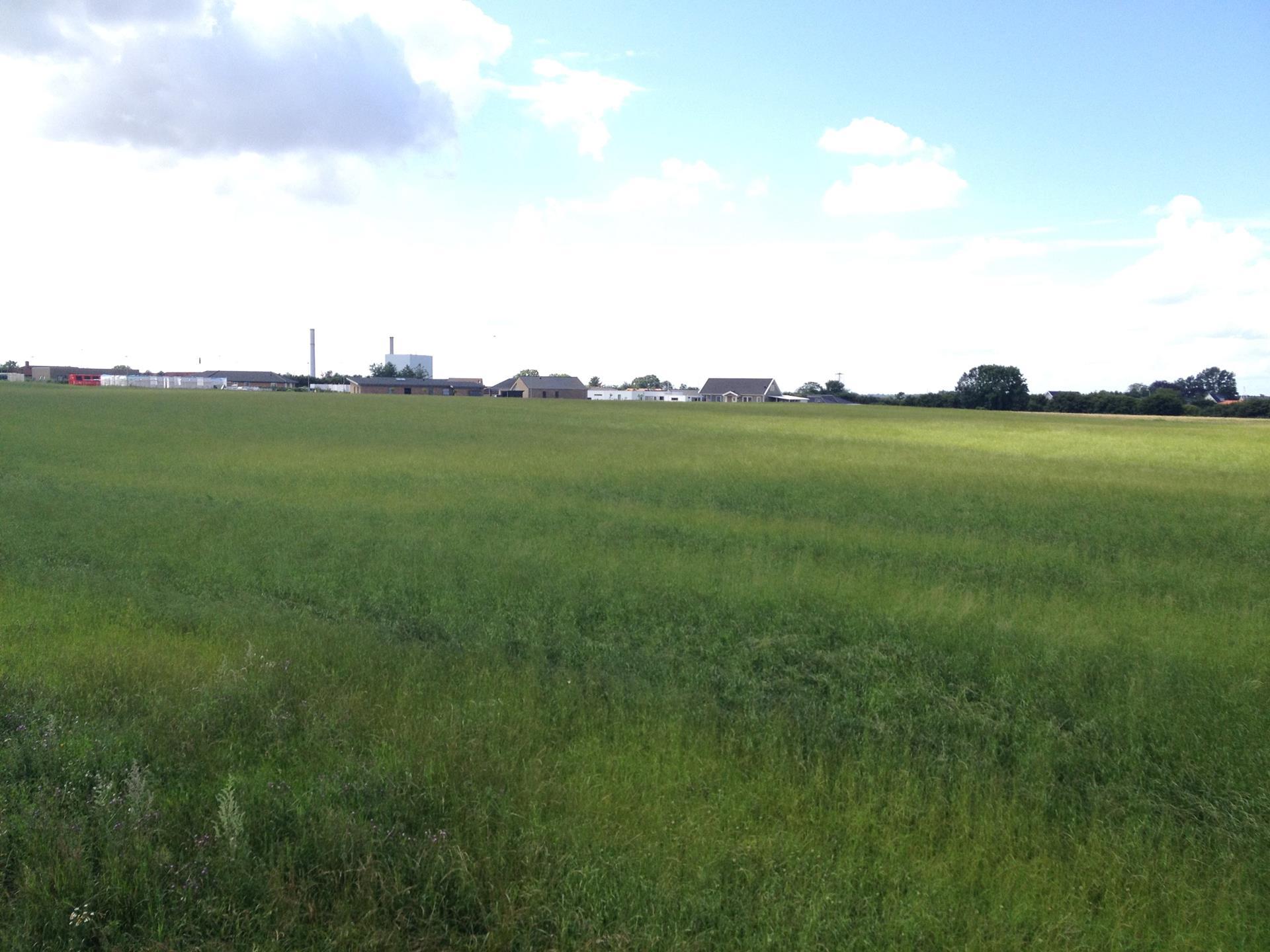 Erhvervsgrund på Overmarken i Fredericia - Andet