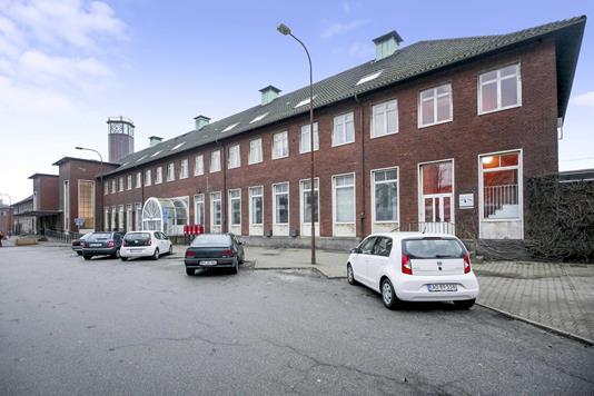 Projektejendom på Jernbanegade i Fredericia - Andet