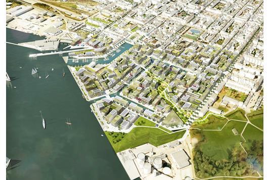 Projektejendom på Oldenborggade i Fredericia - Andet