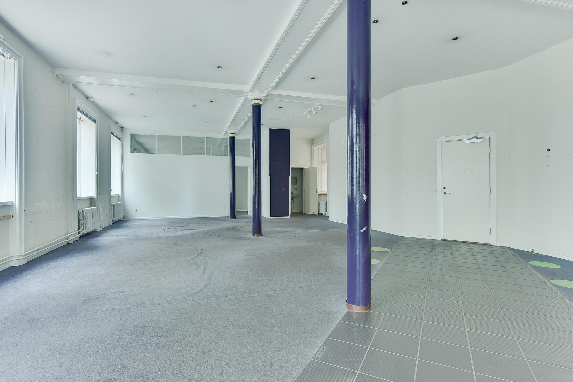 Bolig/erhverv på Akseltorv i Kolding - Kontor