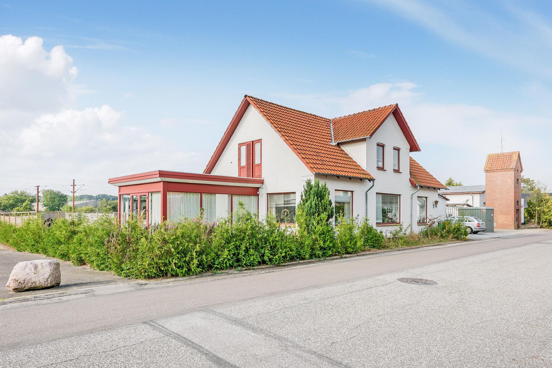 Andet på Østergade i Fredericia - Ejendommen