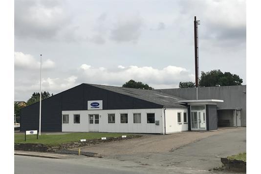 Produktion/lager på Dieselvej i Kolding - Ejendommen