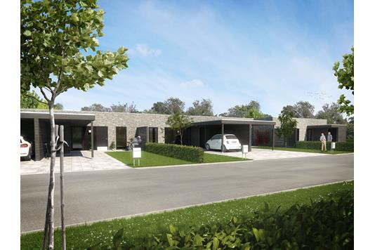 Projektejendom på Thygesminde Allé i Fredericia - Andet