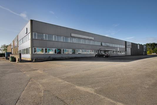 Produktion/lager på C.F. Tietgens Vej i Kolding - Andet