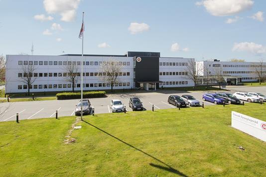 Kontor på Vejlevej i Fredericia - Andet