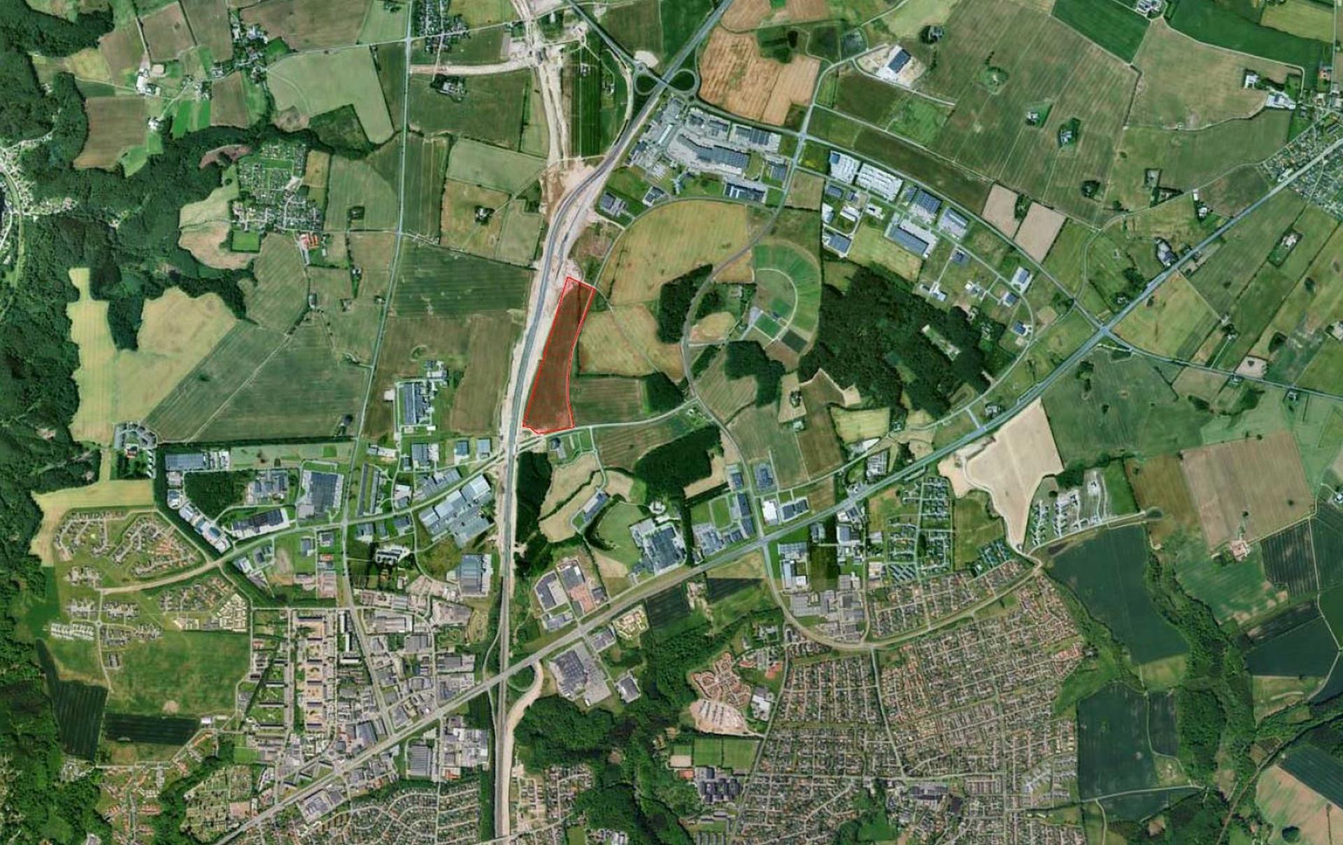 Erhvervsgrund på Herredsvej i Vejle - Andet