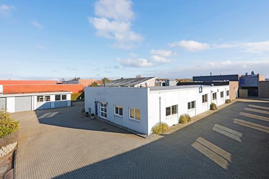 Produktion/lager på Rørhaven i Vejle - Andet