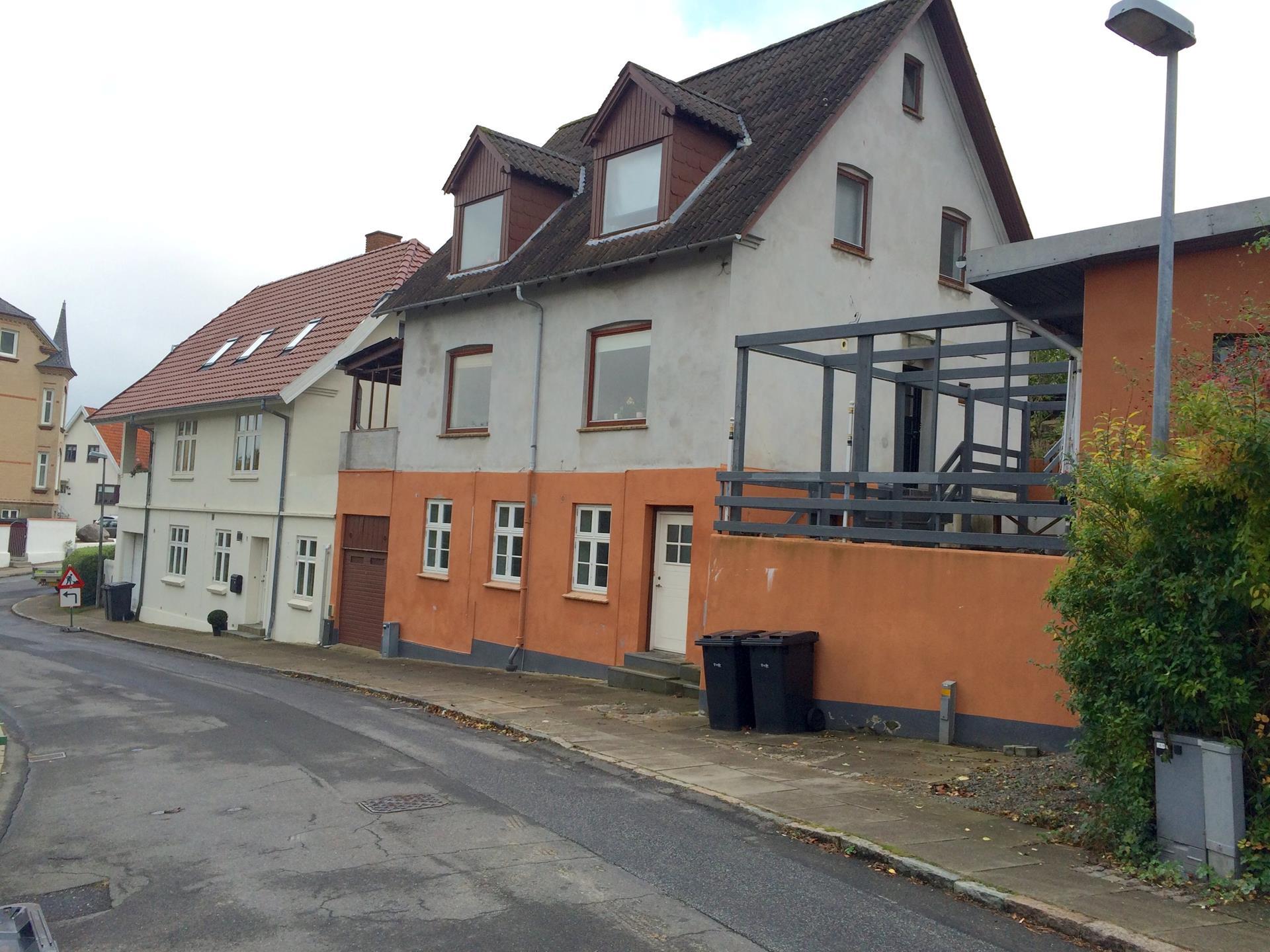 Boligudlejning på Ømkulevej i Vejle - Facade