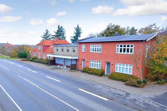 Bolig/erhverv på Fabjergvej i Lemvig - Andet