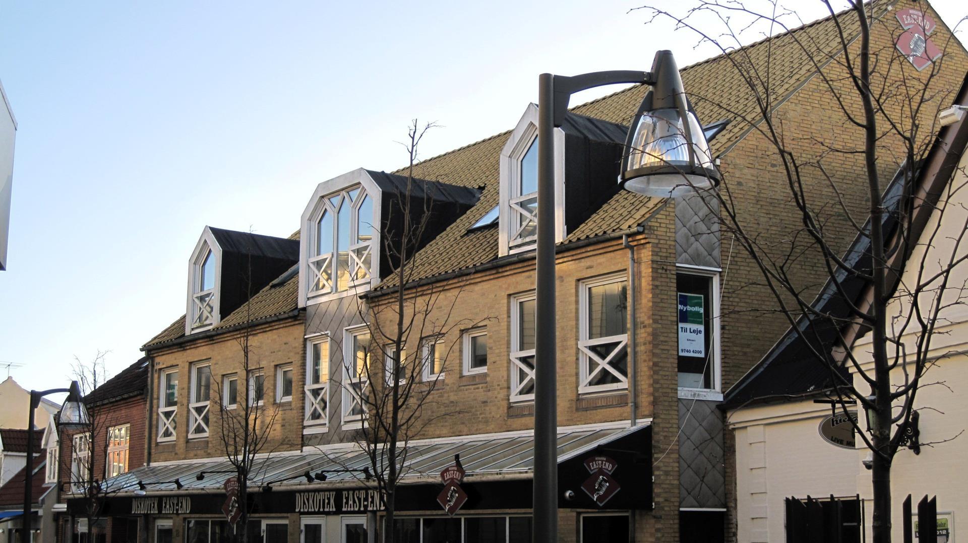 Bolig/erhverv på Østergade i Holstebro - Andet