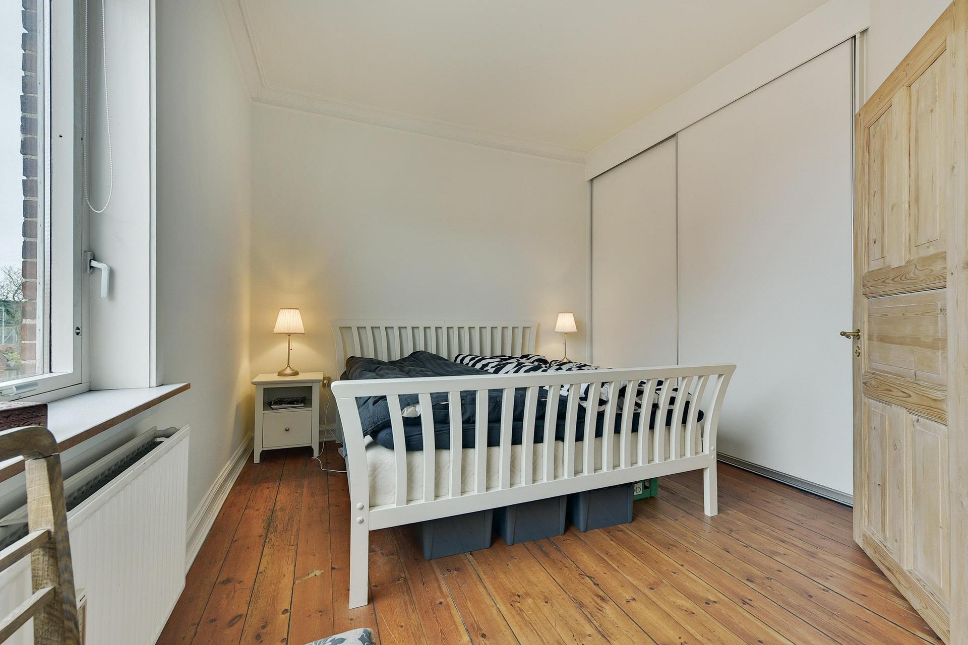 Boligudlejning på Danmarksgade i Struer - Soveværelse