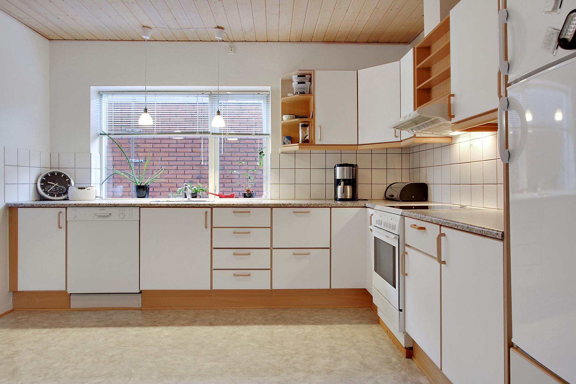 Bolig/erhverv på Bredgade i Hurup Thy - Køkken