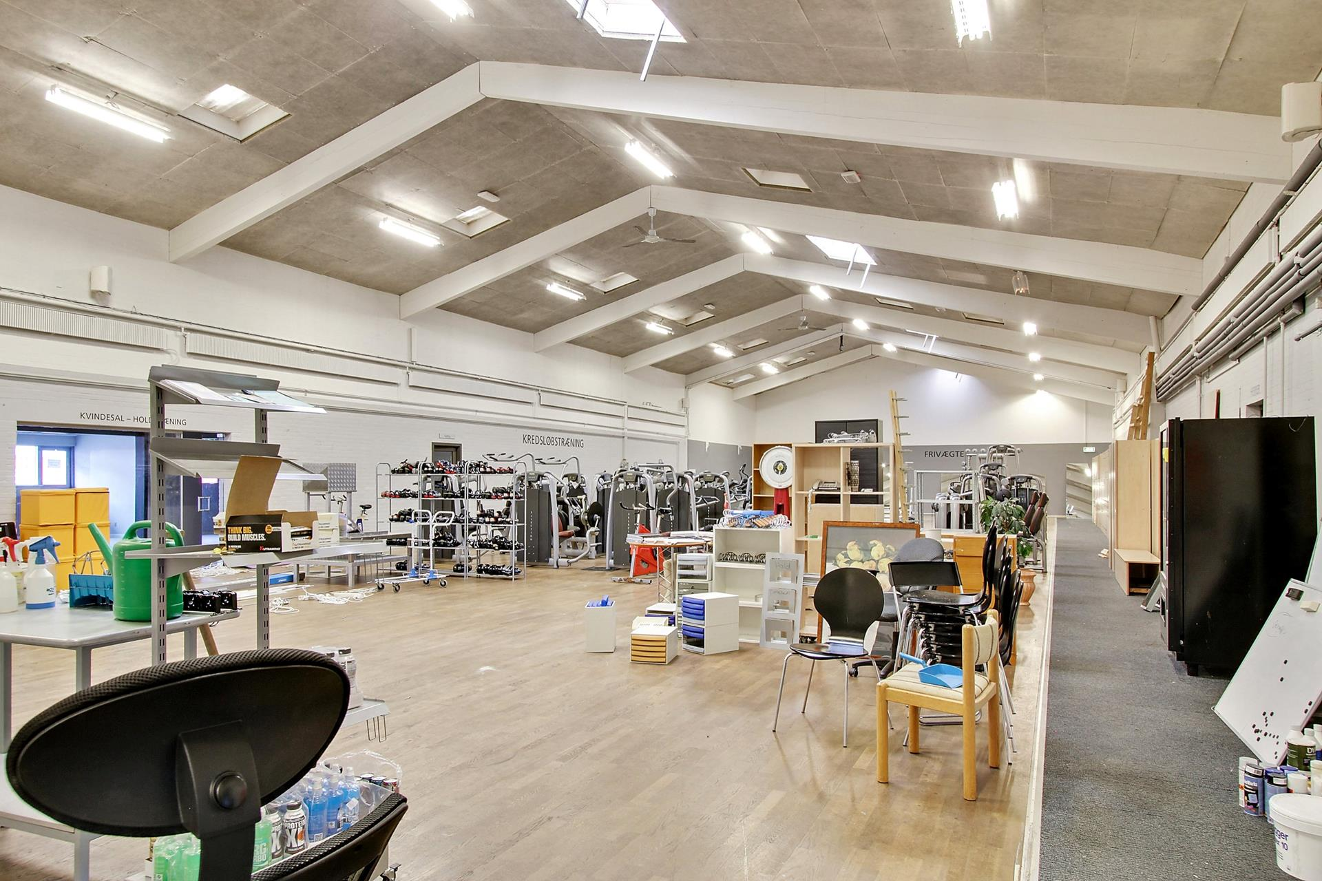 Produktion/lager på Gartnerivej i Holstebro - Værelse