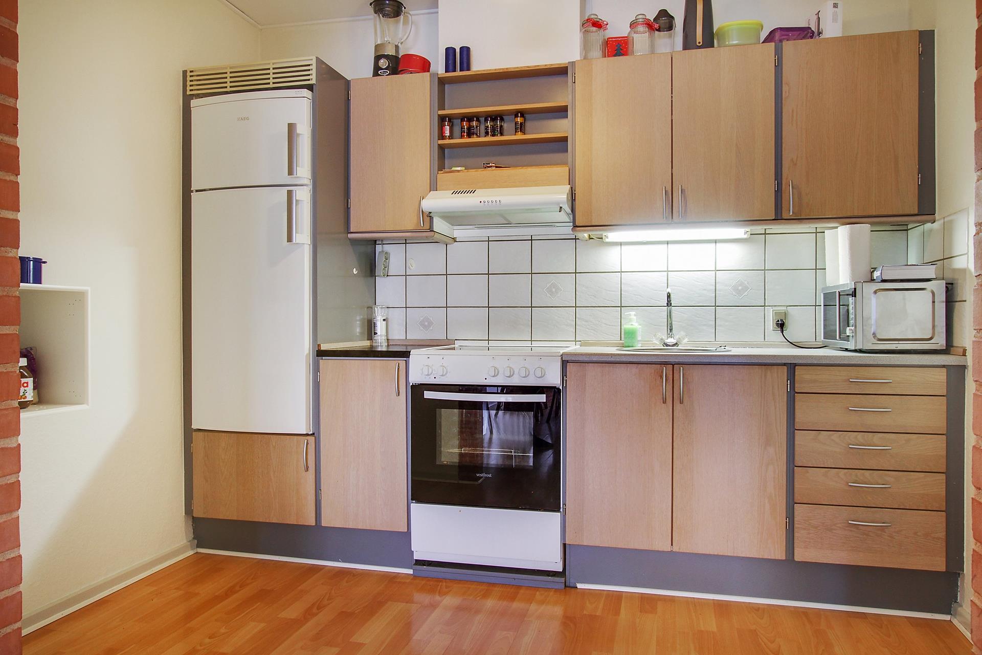 Bolig/erhverv på Struervej i Holstebro - Køkken