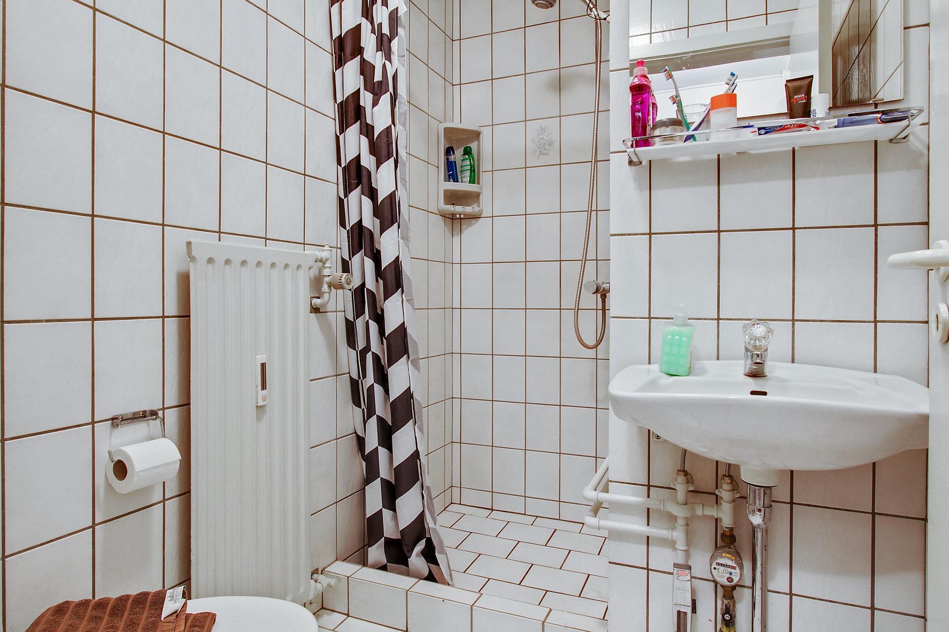 Bolig/erhverv på Struervej i Holstebro - Badeværelse