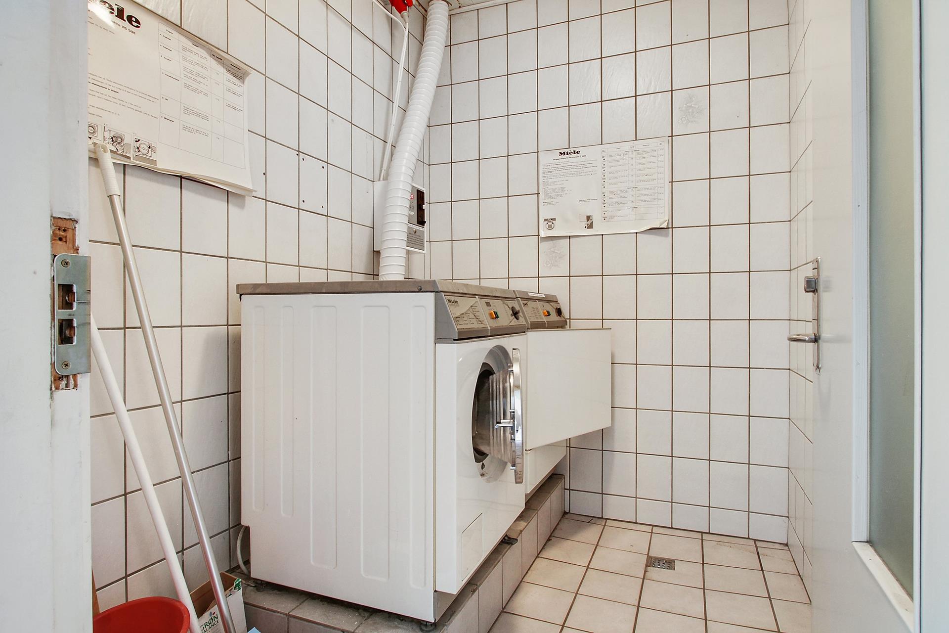 Bolig/erhverv på Struervej i Holstebro - Vaskerum