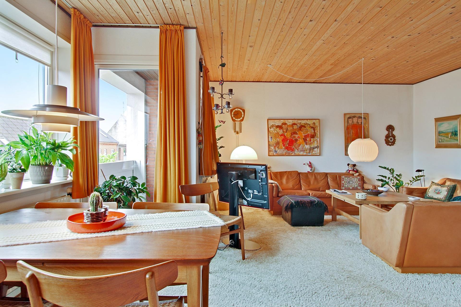 Bolig/erhverv på Vestergade i Struer - Stue