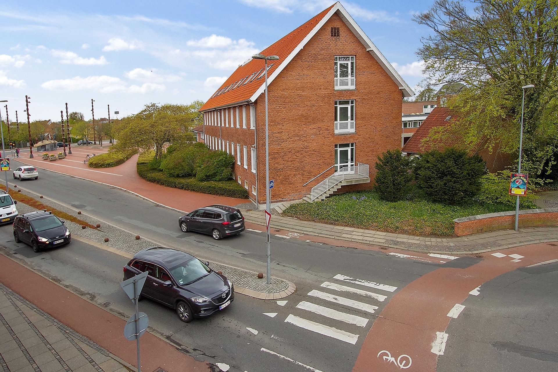 Bolig/erhverv på Nørreport i Holstebro - Andet