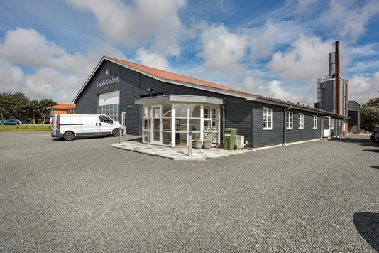 Produktion/lager på Brørupvænget i Bøvlingbjerg - Ejendommen