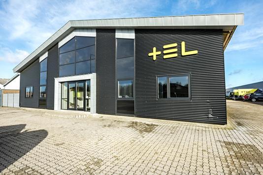 Produktion/lager på Mads Bjerres Vej i Holstebro - Ejendommen
