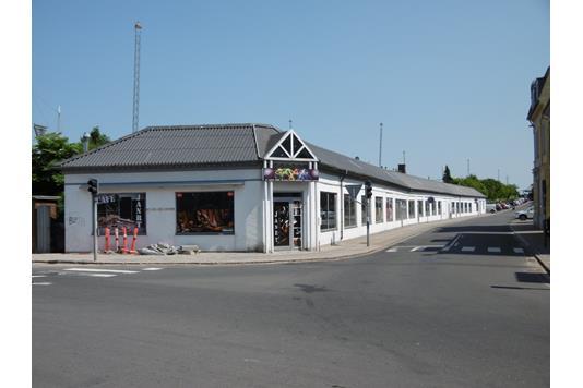 Projektejendom på Østergade i Struer - Ejendommen