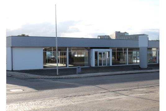 Produktion/lager på Jens Baggesens Vej i Holstebro - Ejendommen