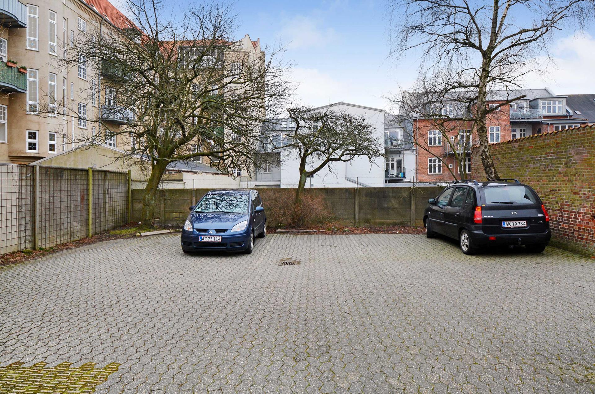 Bolig/erhverv på Skolegade i Esbjerg - Ejendommen