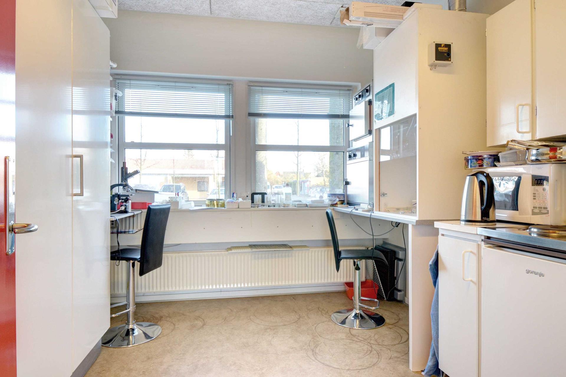 Bolig/erhverv på Torvet i Tistrup - Kontor