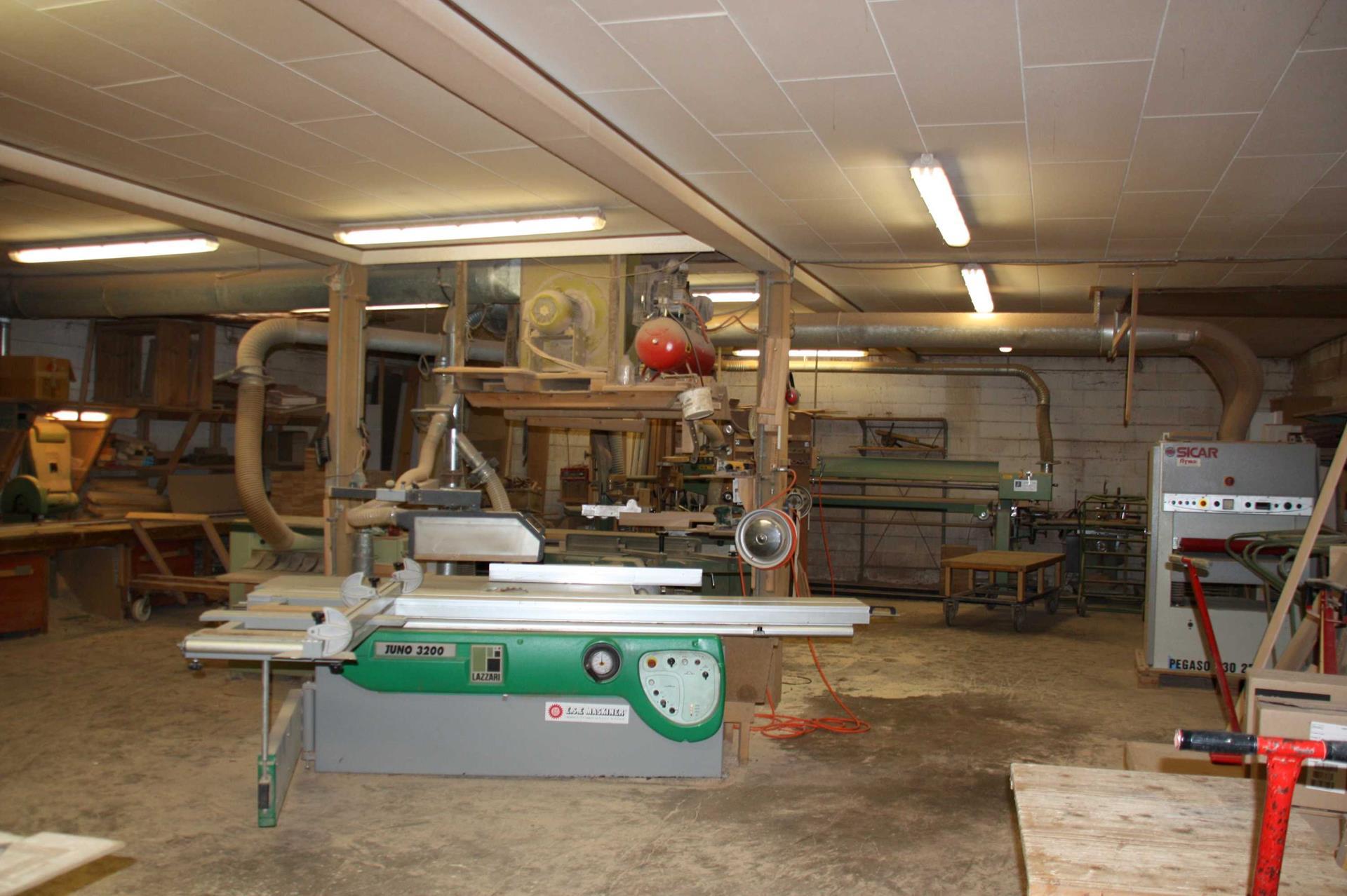Bolig/erhverv på Borgergade i Glejbjerg - Værksted