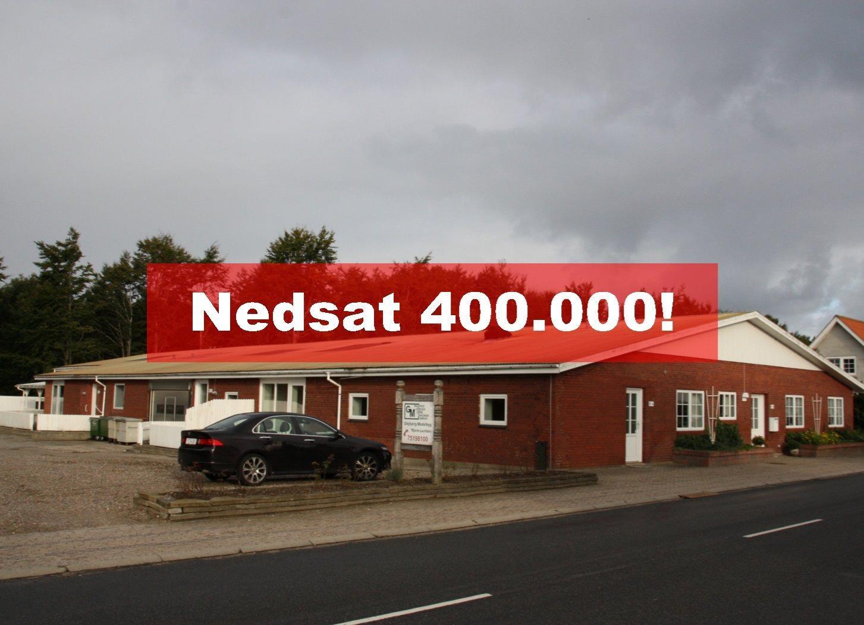 Bolig/erhverv på Borgergade i Glejbjerg - Andet