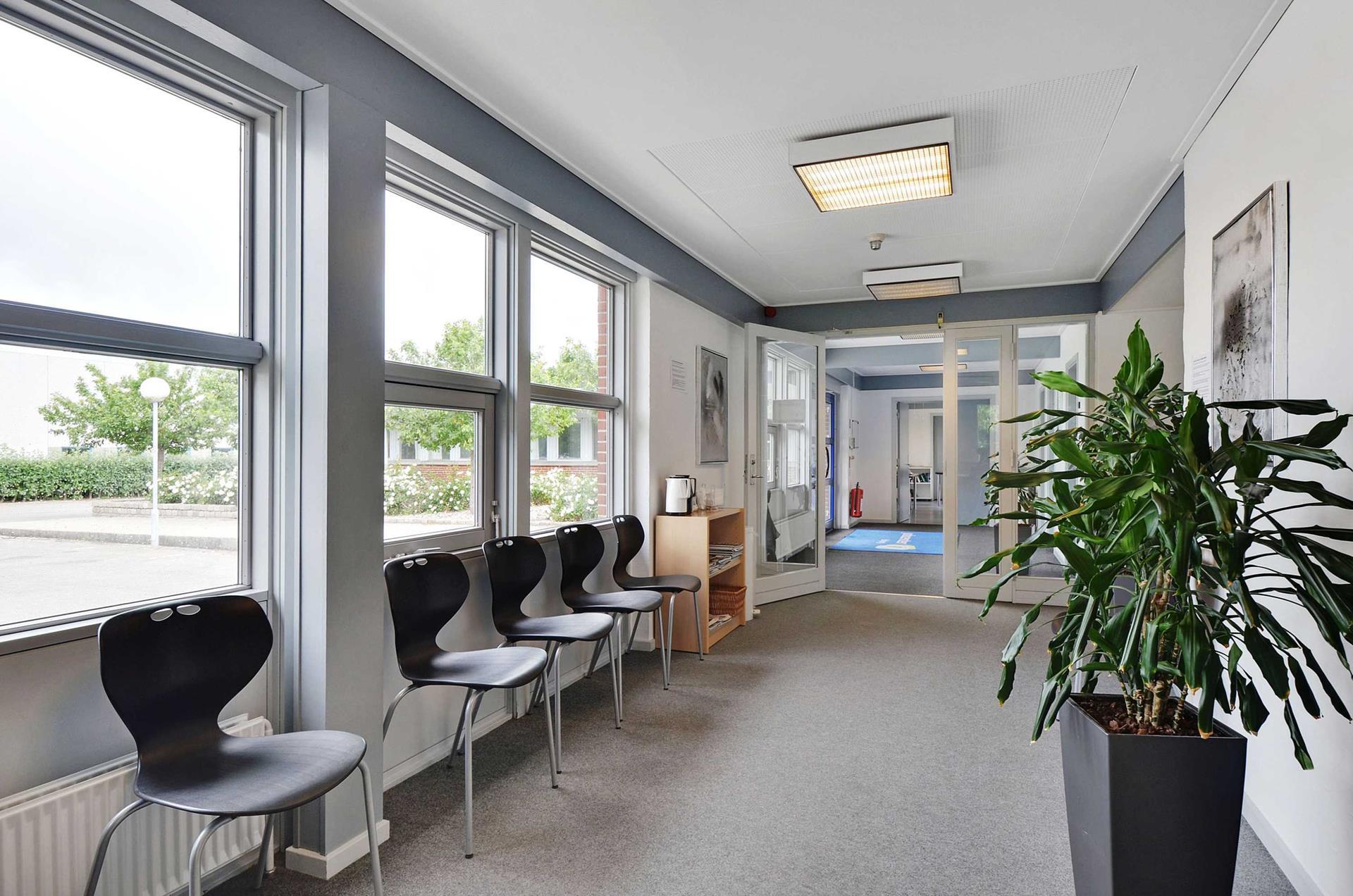 Bolig/erhverv på Høgevej i Esbjerg Ø - Fitness lokale