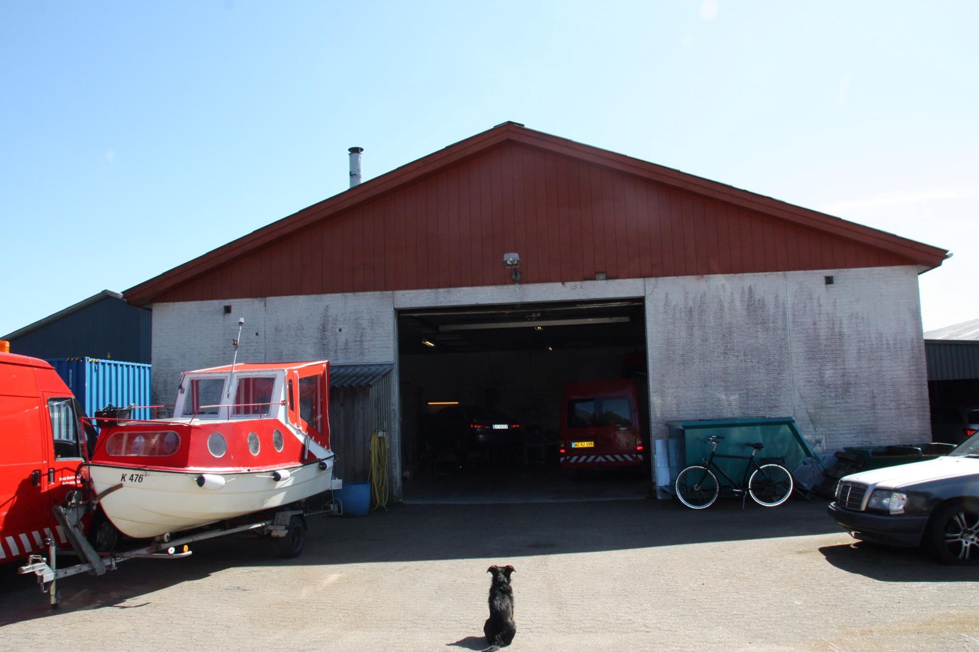 Bolig/erhverv på Hedelundvej i Esbjerg Ø - Andet