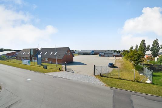 Produktion/lager på Håndværkervej i Esbjerg V - Ejendommen