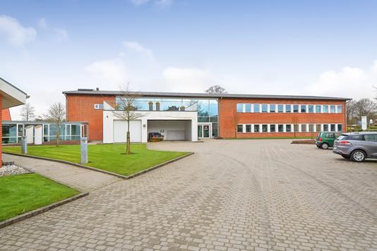 Kontor på Hovborgvej i Vorbasse - Erhverv